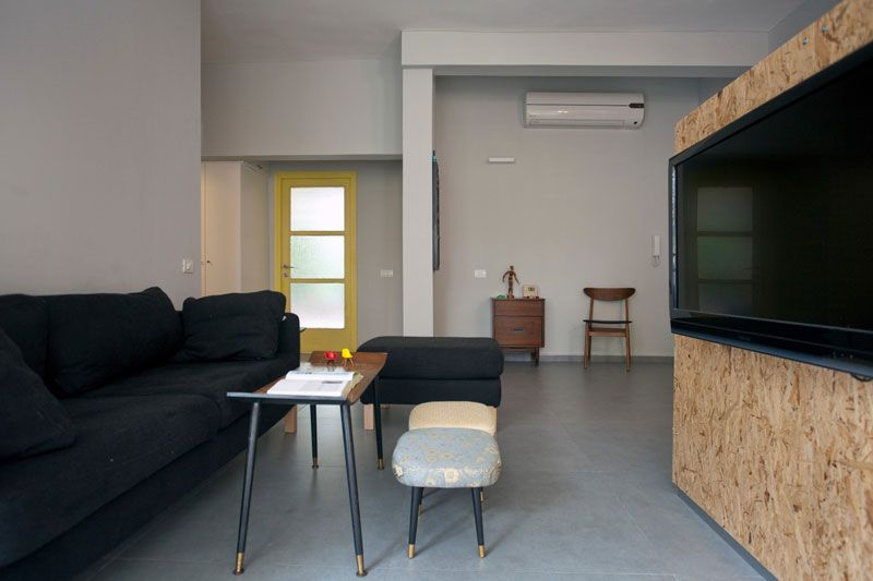 בתקציב מוגבל: קטנה ומשופצת בתל אביב | בניין ודיור