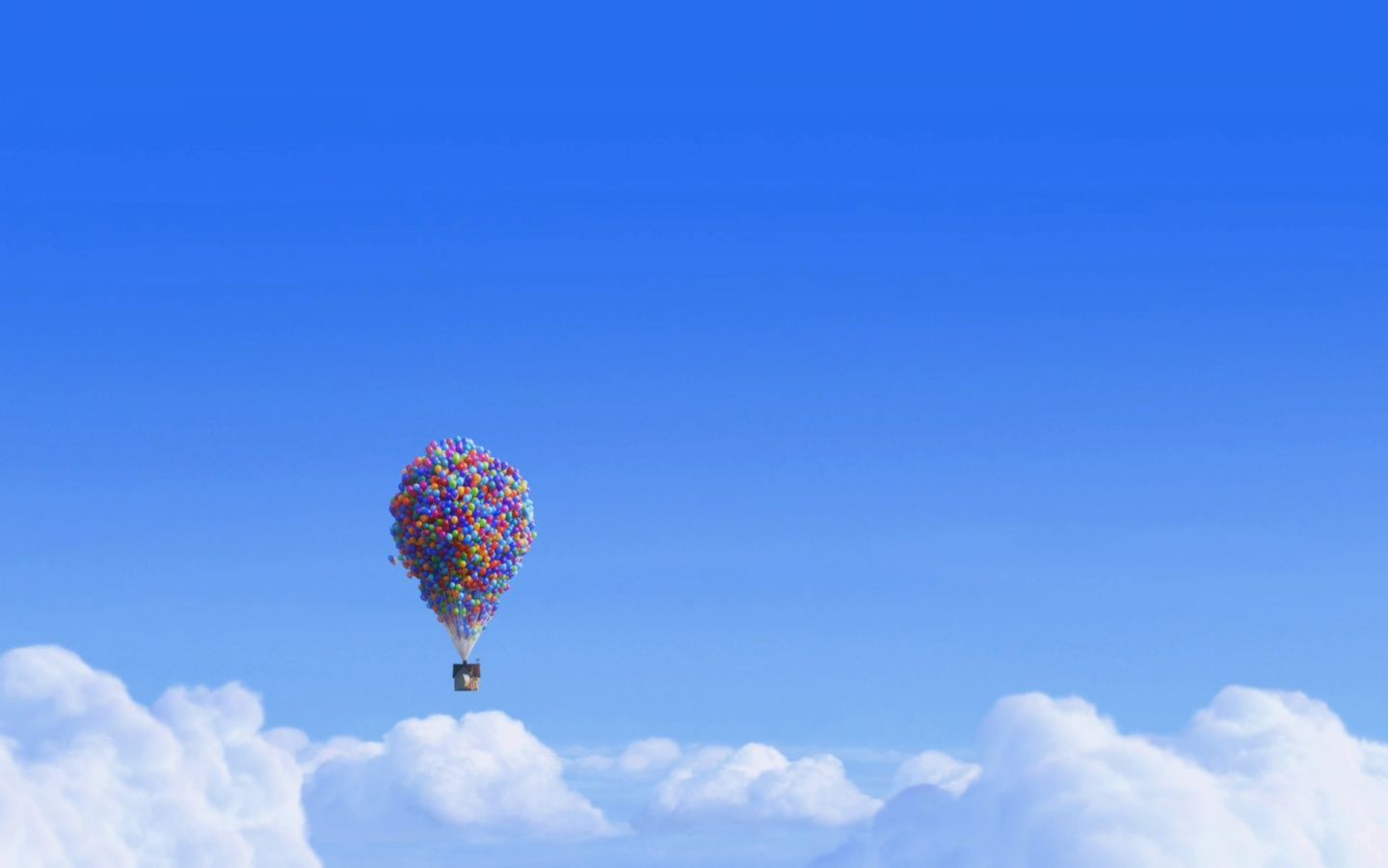 1440x900 Pixar Up Movie Desktop Pc And Mac Wallpaper Fondo De Pantalla Mac Fondos Pc Up House