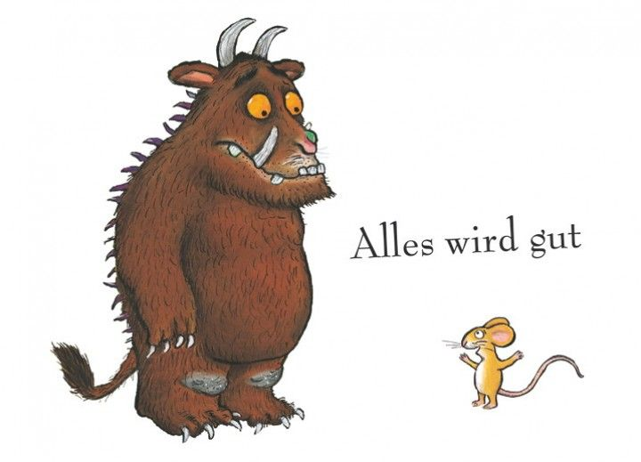 Der Grüffelo Kindergeburtstag Pinterest The Gruffalo Books