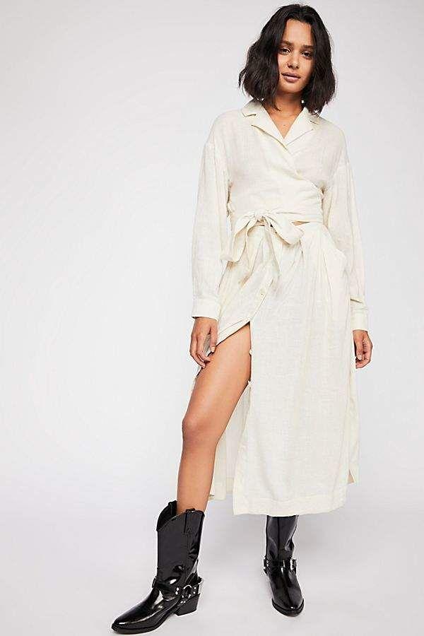 59ff13a00d8b Got Some Sun Midi Dress   Products   Dresses, Midi shirt dress, Free ...