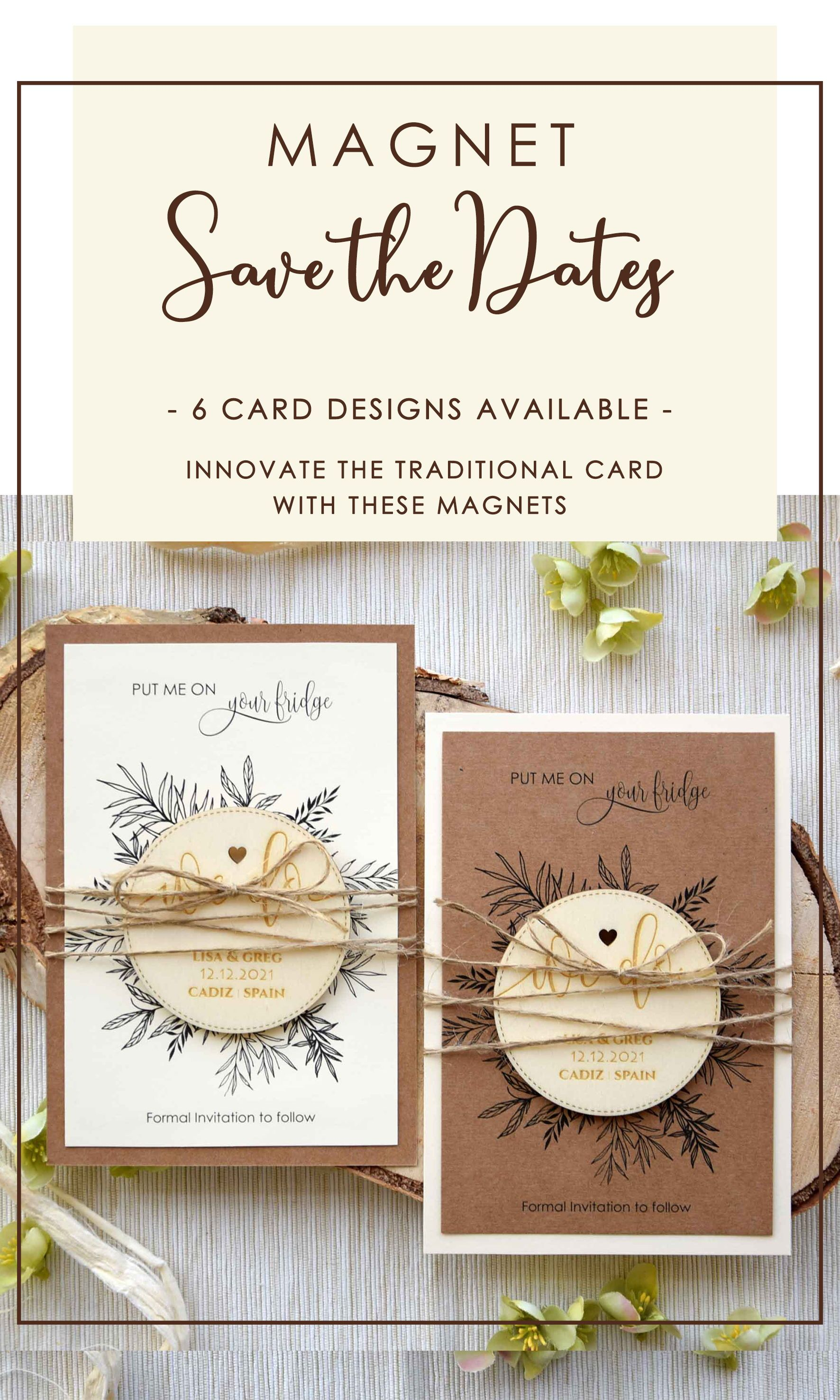 Save the Date magnet-Desert Save the Date-Custom save the date-Rustic save the date-Desert Wedding magnet-Save the Date postcard-cactus