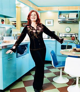 Kate Pierson Of The B 52s And Partner Monica Coleman Channeled Their Love