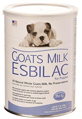 Petag Goats Milk Esbilac Powder 12oz You Can Find Out More Details At The Link Of The Image Note It Is Affiliat Dog Milk Goat Milk Milk Formula For Puppies