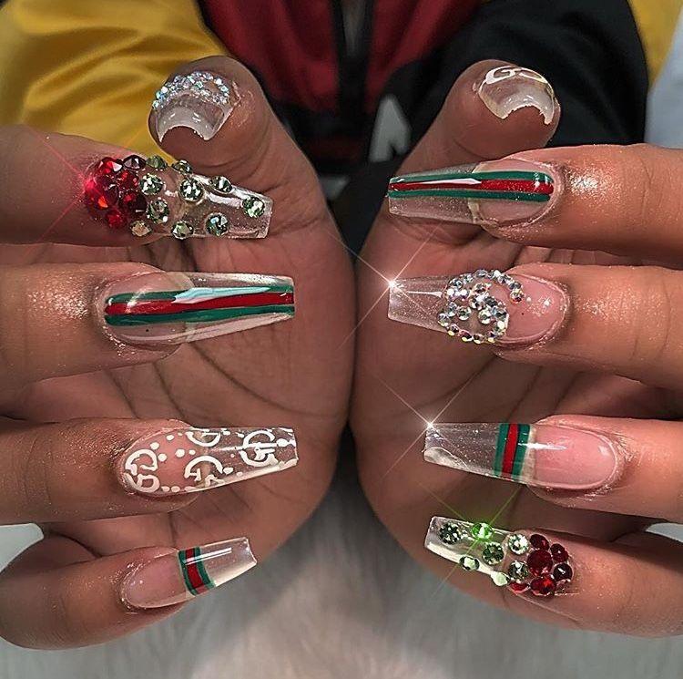Pin by Connie Hernandez on new nail styles | Pinterest | Nail nail ...