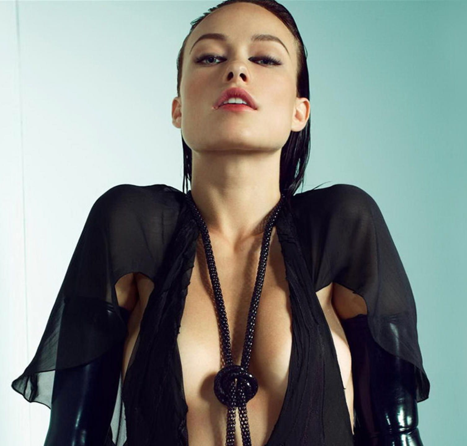 Wicked Wednesday Woman - Olivia Wilde