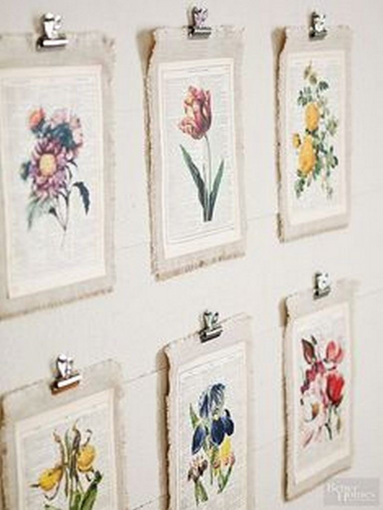 10 Simple Things To Decorate Room With These Diy Wall Decor Ideas Goodnewsarchitecture Diy Wall Art Vintage Wall Art Vintage Walls