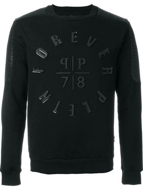 PHILIPP PLEIN  Forever  Sweatshirt.  philippplein  cloth  sweatshirt ... 2e10340efd