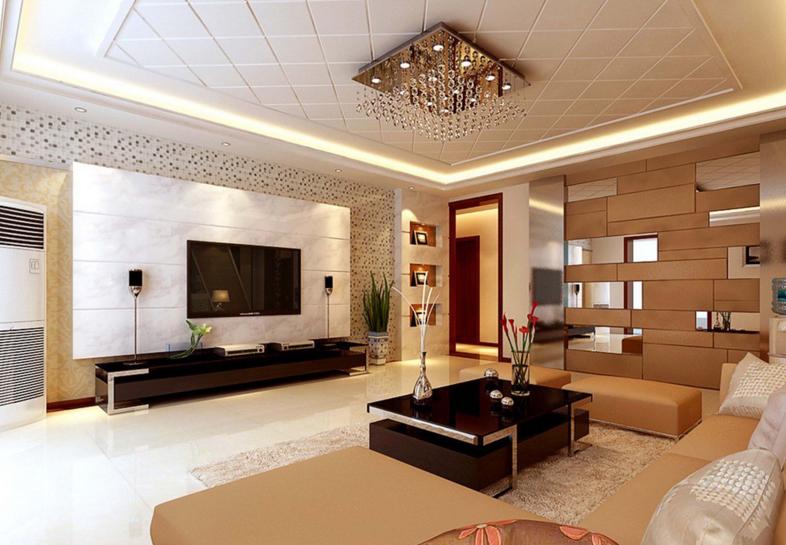 Elegant Interior Design Trends Living Room 2016