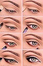Photo of Eye Makeup Tutorial für prall gefüllte Augen – Makeup Vidalondon