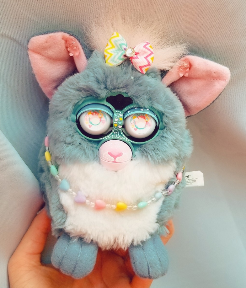 "furbypurrs ""💤 cozy 💤 "" in 2020 (With images) Furby"