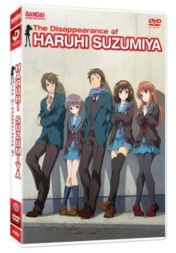 The Disappearance of Haruhi Suzumiya DVD ~ Tomokazu Sugita, http://www.amazon.com/dp/B005F96UKA/ref=cm_sw_r_pi_dp_FZpYsb1DNCD40