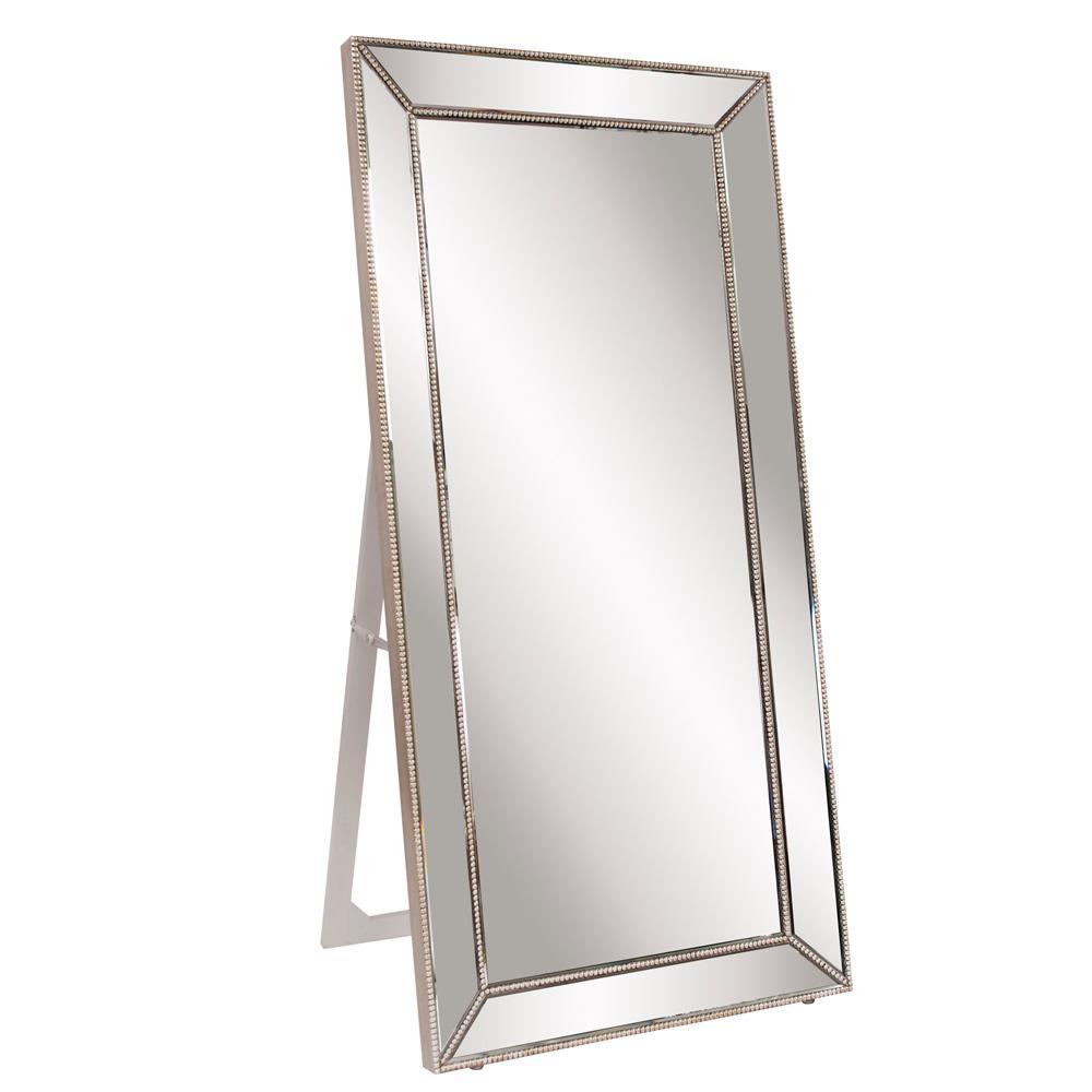 Howard Elliot Collection Titus Mirrored Standing Floor Mirror