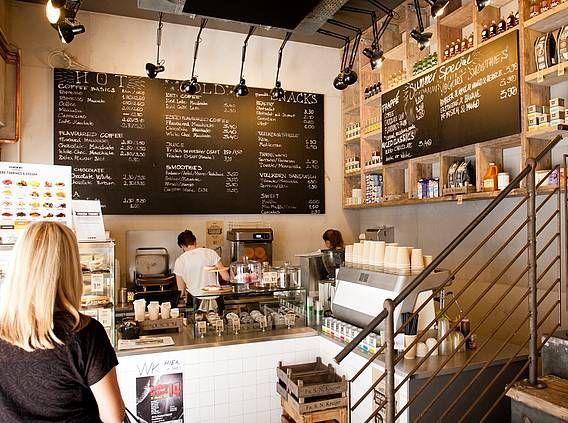 Ozone Coffee Store in Bielefeld