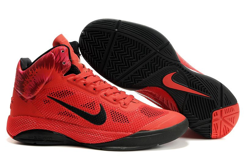 e972132fc415 Nike Zoom Hyperfuse XDR Black Red