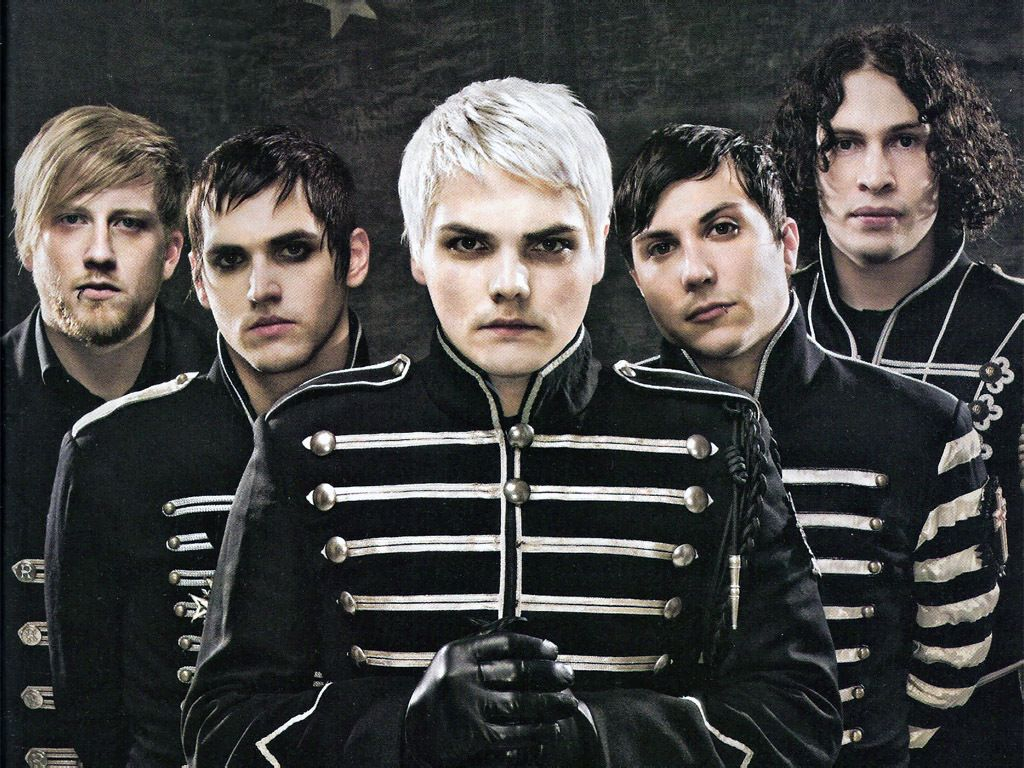 An Open Letter To My Chemical Romance In Honor Of MCRX