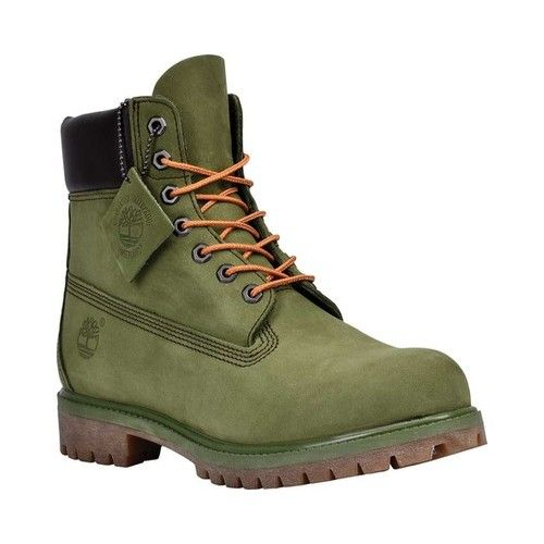 Timberland Premium 6 Boot Nutmeg Sonatina Gold   man fashion