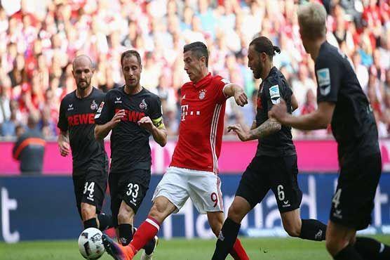 Bayern Munich's winning streak end in German league - http://www.nextwaveshop.com/bayern-munichs-winning-streak-end-in-german-league/