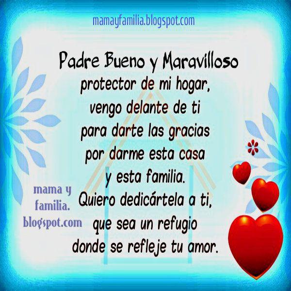 Oracion Por Proteccion De Mi Casa Y Mi Familia Oraciones