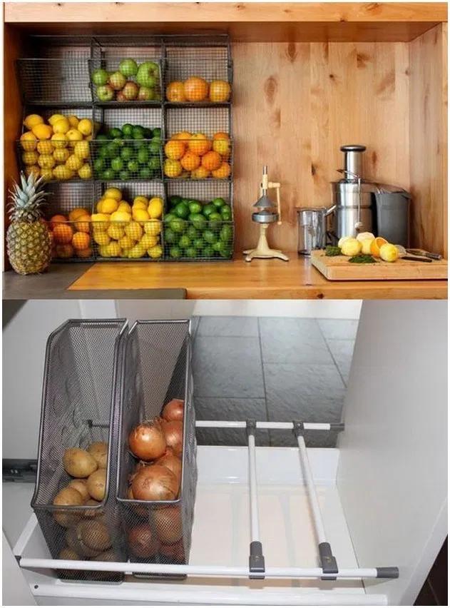 52 brilliant kitchen cabinet organization and tips ideas 4 on brilliant kitchen cabinet organization id=23684