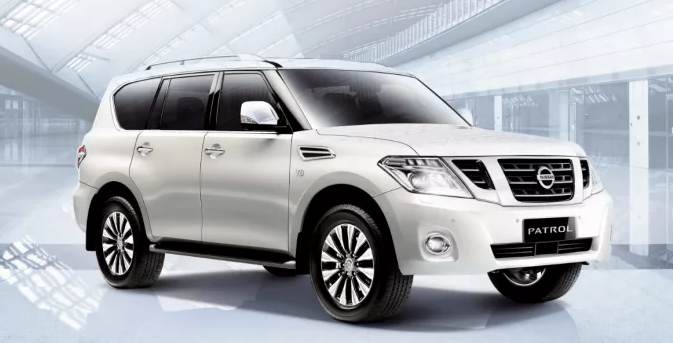 2020 Nissan Patrol Price