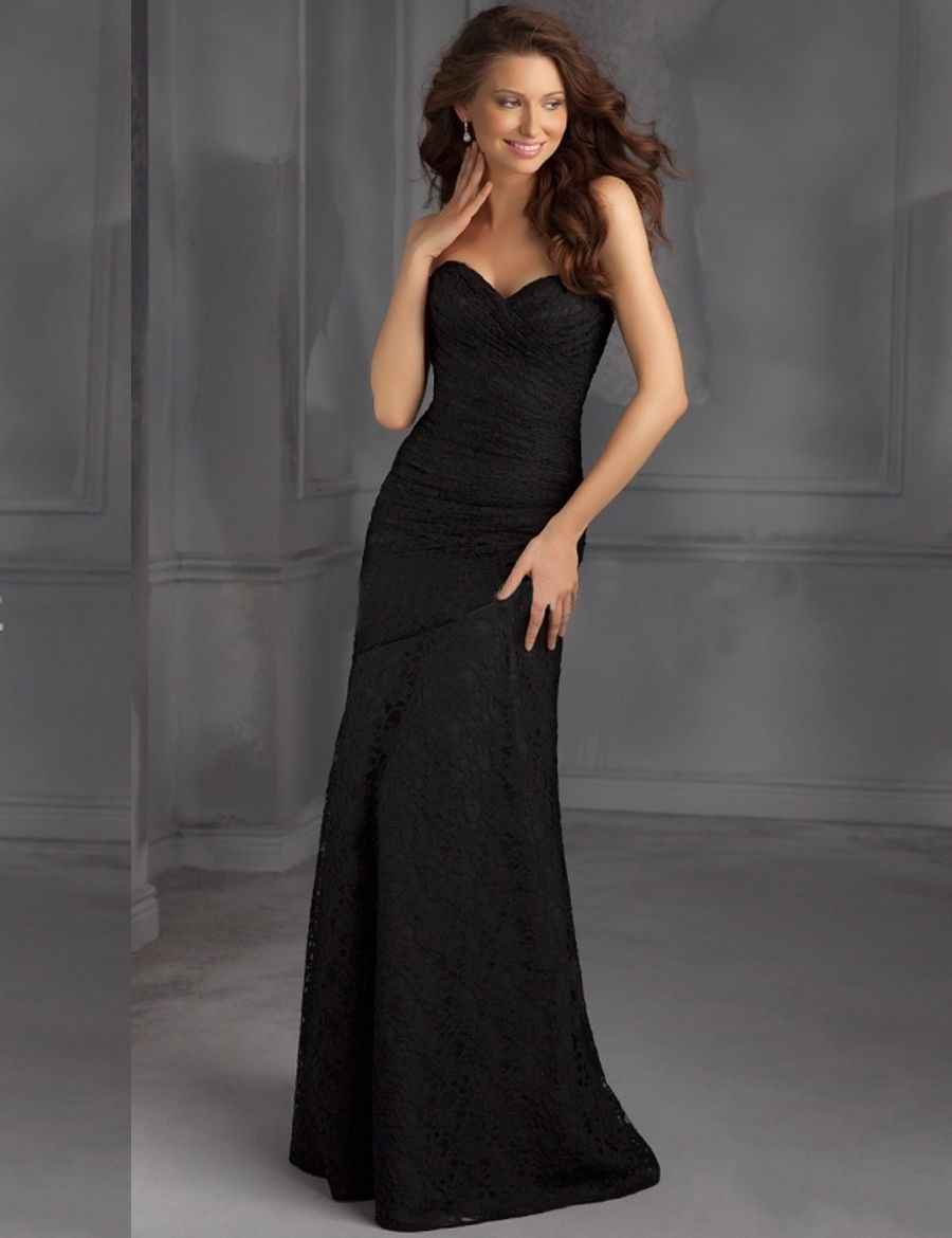 Stunning Black Formal Dresses : Best Black Formal Dresses 11 ...