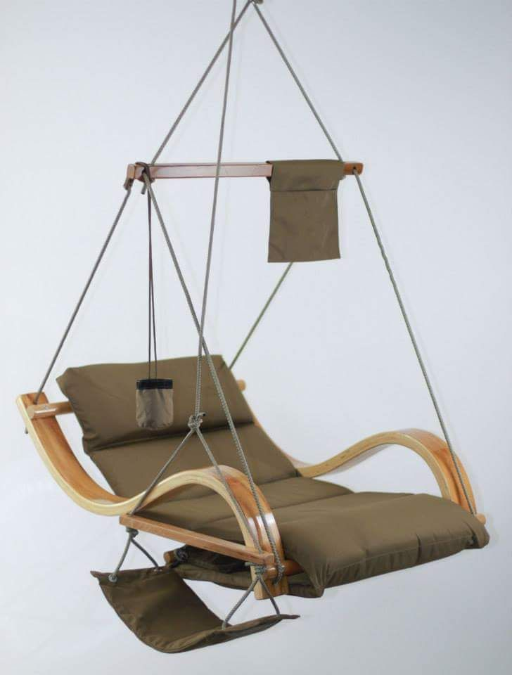 Low Country Lounger Wood 439 Southern Comfort