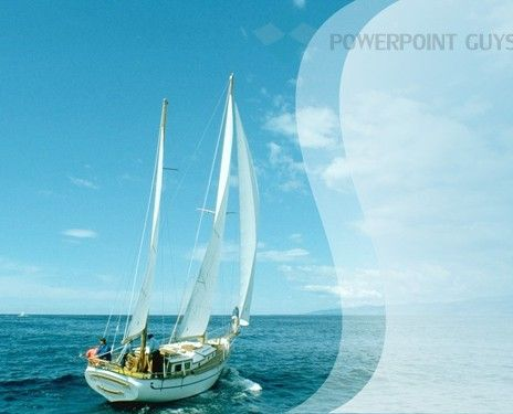 Pier Powerpoint Template  Free Powerpoint Templates