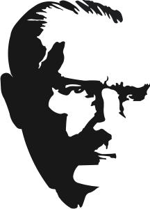 atatürk silüeti - Google'da Ara