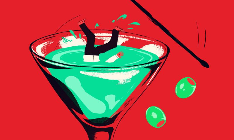 How to Order Drinks at the Bar Without Embarrassing ...