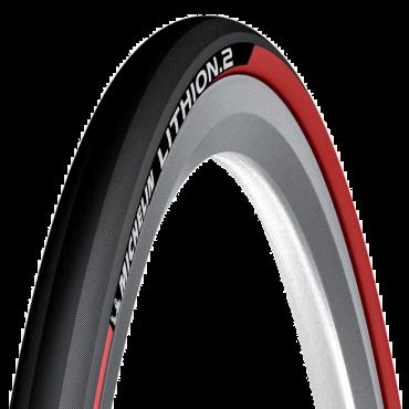 Dk. Blue. 700-23 Two tyres  // NOS Michelin Pro 4 Race