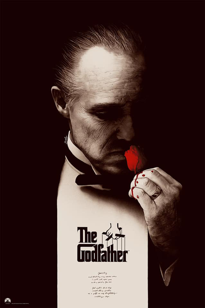 Pin By The Rakish Gent On The Rakish Gent The Godfather Poster The Godfather Wallpaper The Godfather