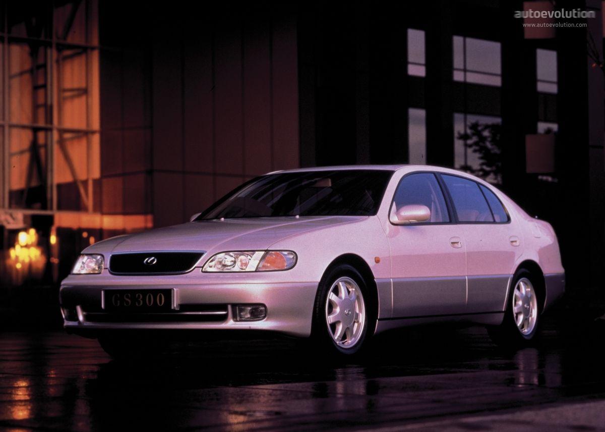 Lexus Gs 1993 1997 Lexus Peugeot Lexus Gs300