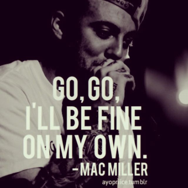 Missed call Mac Miller . LOVE him Mac miller sitater, Mac  Mac miller quotes, Mac