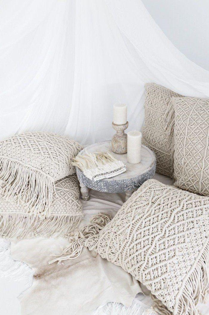 1001 projets diy macram en tutoriels et photos magnifiques succulentes pinterest macrame. Black Bedroom Furniture Sets. Home Design Ideas