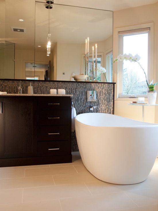 Modern Bathroom Master Suite Design Pictures Remodel Decor And New Bathroom Remodeling Portland Decoration