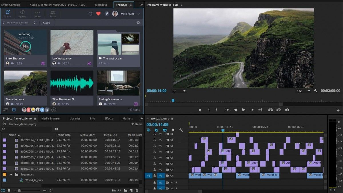 1bc347d133a Frame.io Adobe Premiere Pro Integration Lets You Collaborate On Your ...