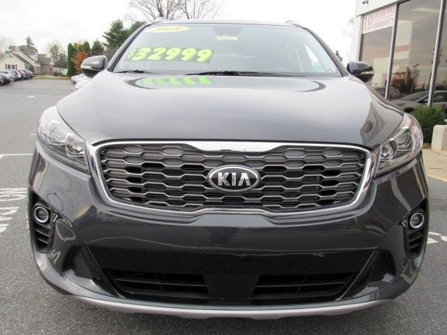 2019 Kia Sorento Ex V6 In 2020 Kia Sorento Kia Black Leather Seating