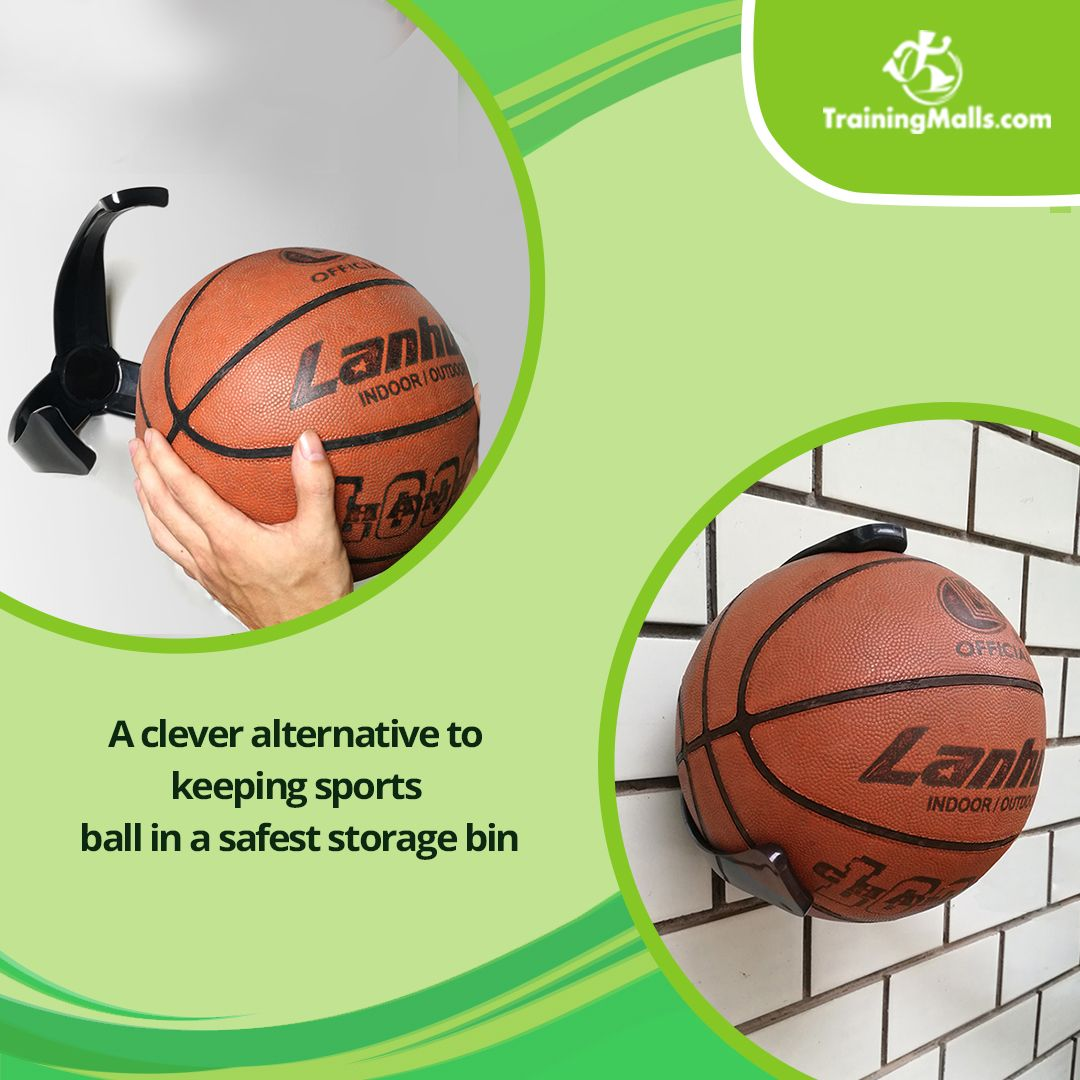Basketball Holder Volleyball Holder Football Hooks Trainingmalls Basketball Holder Basketball Basketball Training Equipment