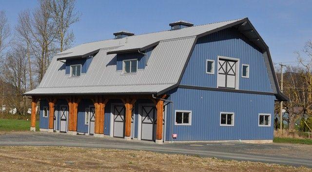 Gambrel Roof Barn Shop Pinterest Gambrel Roof