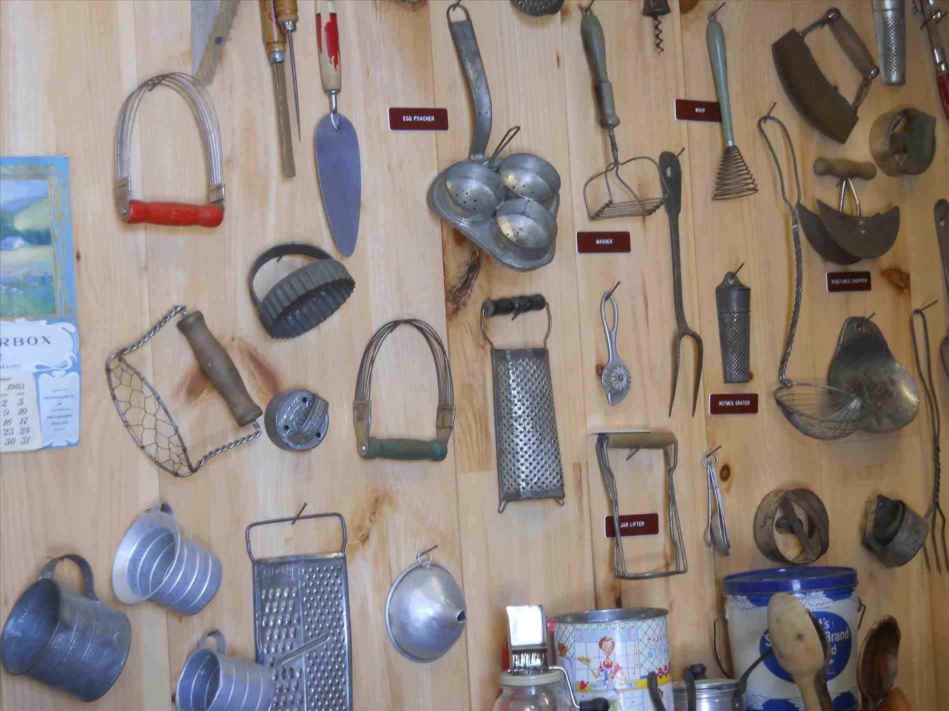 New Post unusual antique kitchen gadgets | Old kitchen ...