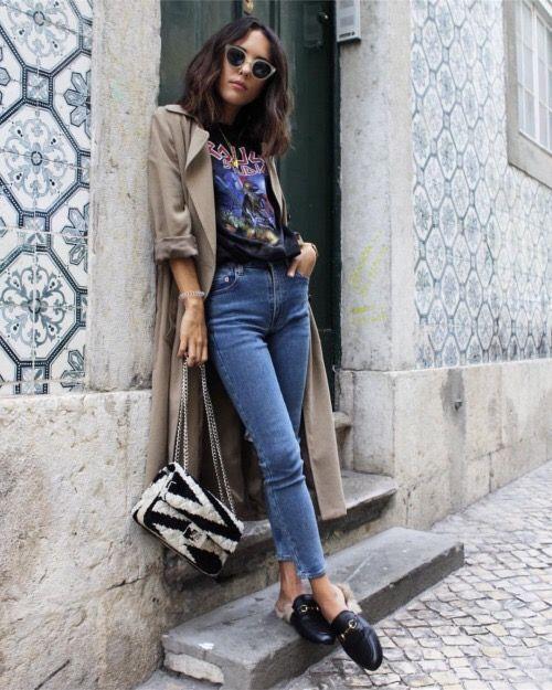 83527ae2b3c  Fancy  casual style Cool Fashion Looks Jeans Denim