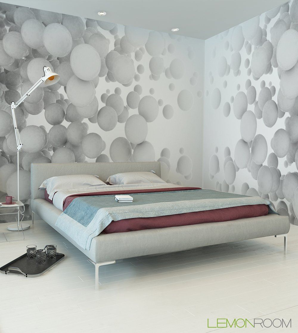 co lekkiego fototapeta 3d z aran acji interiordesign wallmurals. Black Bedroom Furniture Sets. Home Design Ideas