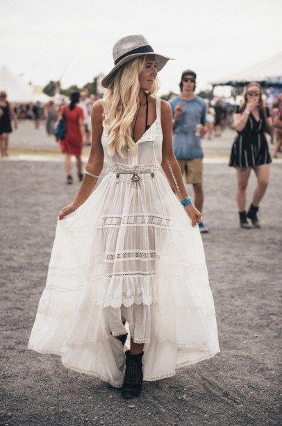 Bohemian Outfit Blues Fest Byron Bay Festival Style By Helen Janneson Bense  Gypsylovinlight S 70de37a48c