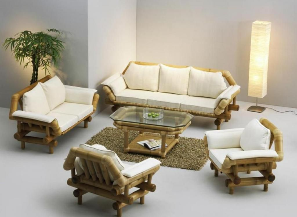 Image Result For L Shaped Bamboo Sofa Elegant Living Room Design Elegant Living Room Interior Design With Bamboo