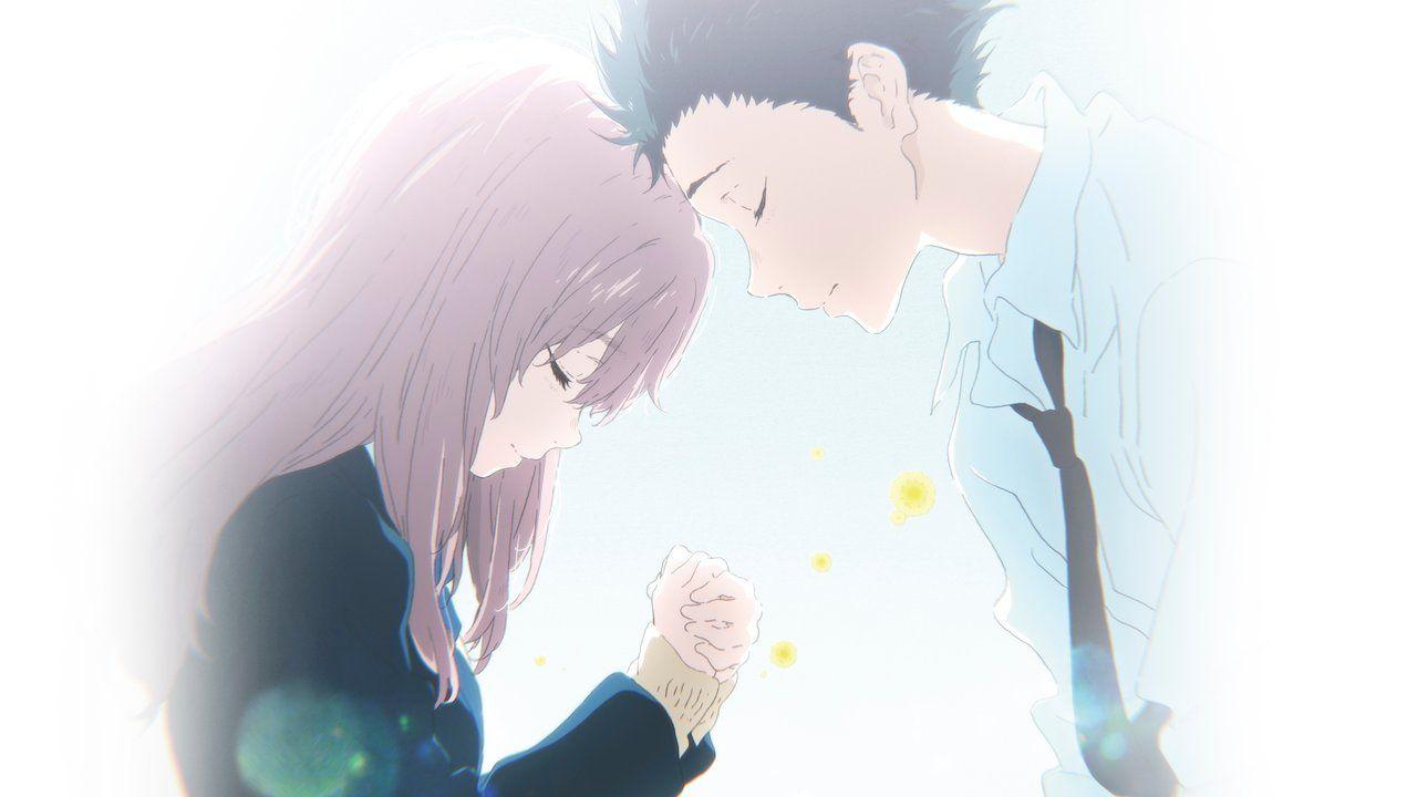 Anime Movie About Deaf Girl Jealous In 2021 Anime Movies Netflix Anime Anime
