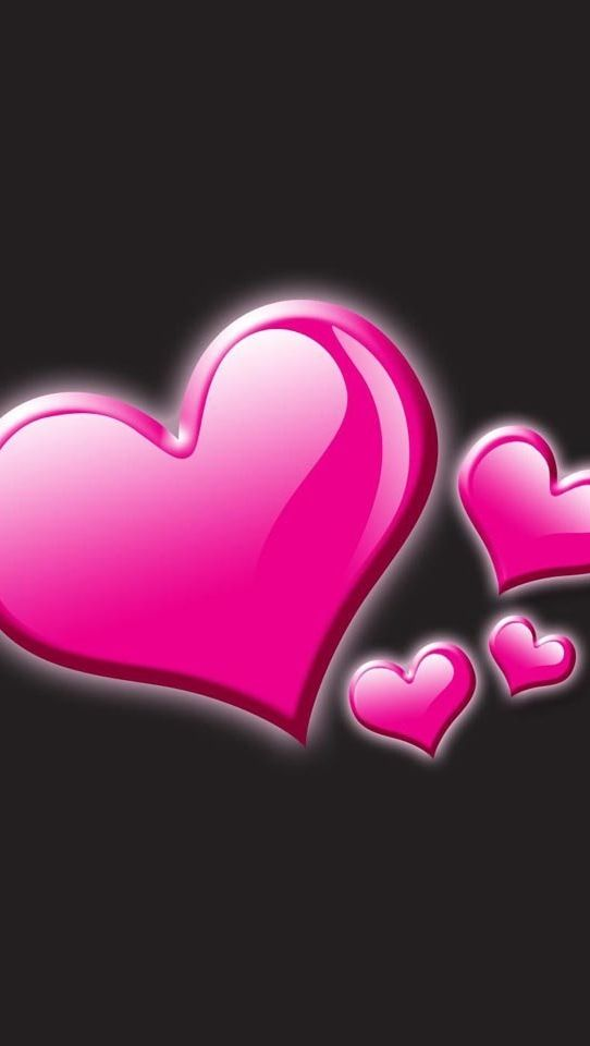 Pink Hearts Love It Heart Wallpaper Pink Heart Heart Pictures