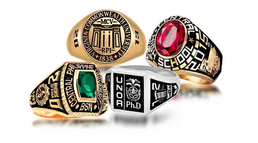 Class Rings Manufacturer Philippines V Y Domingo Jewellers Class Ring Rings Class Rings College
