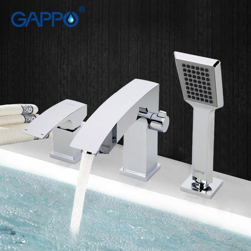 Pas cher GAPPO salle de bains douche Baignoire Robinet ...