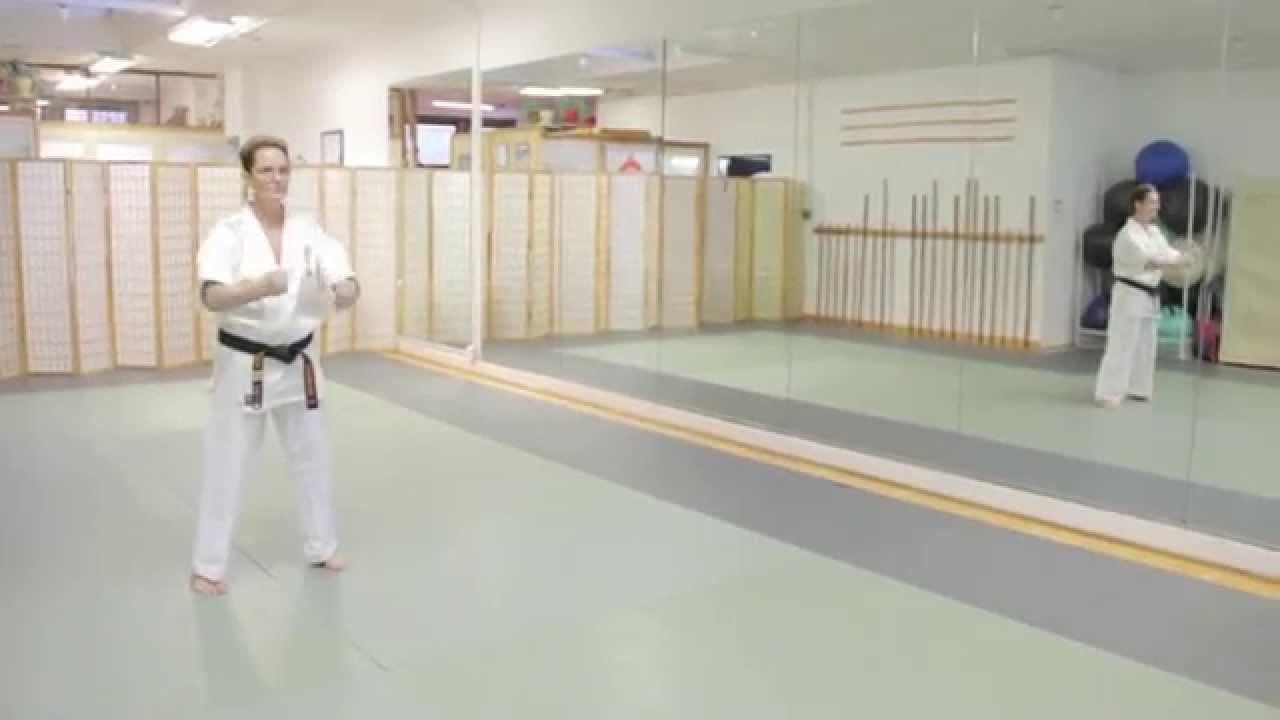 KATA - Kihon Sono Yon - Ken Wa Kan Karate