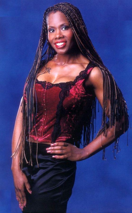 WWE Divas A to Z - Jacqueline Moore